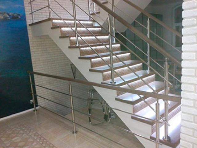 ЖБ лестница